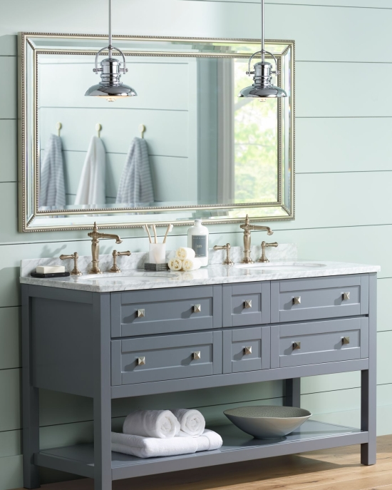 Lighting Up the Bathroom with Bathroom Vanity Lighting - Ideas