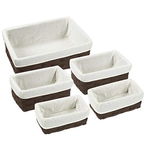 Bathroom Storage Baskets: Amazon.com