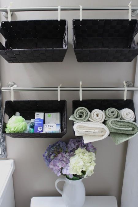 42 Bathroom Storage Hacks That'll Help You Get Ready Faster