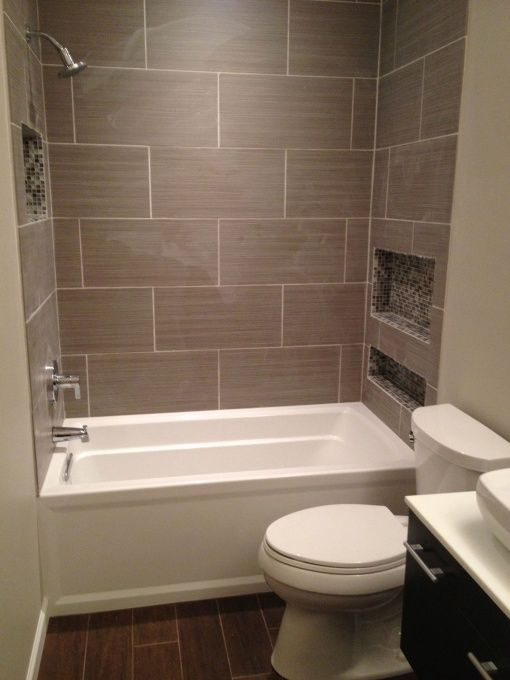 This layout would be great for our remodel. Small bathrooms suck