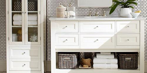 Floor Storage & Cabinets | Pottery Barn
