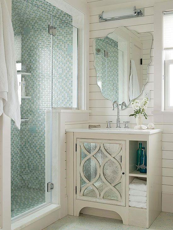 Small Bathroom Vanity Ideas | Beautiful Bathrooms | Bathroom