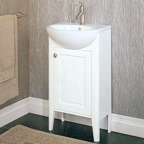 Vanities For Small Bathrooms | Contemporary Small Bathroom Vanity