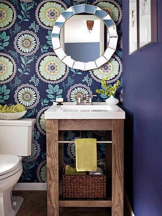 Small Bathroom Vanity Ideas | Beautiful Bathrooms | Diy bathroom