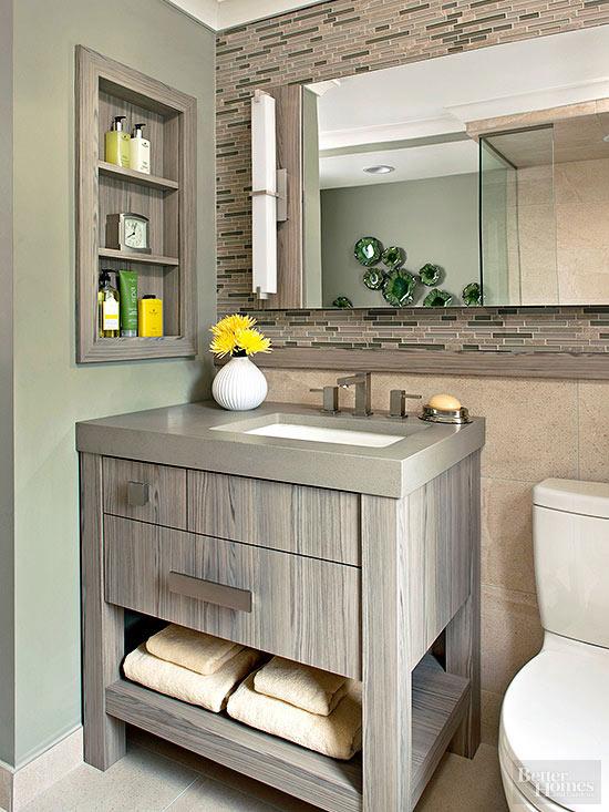 Bathroom Vanities For Small Bathrooms