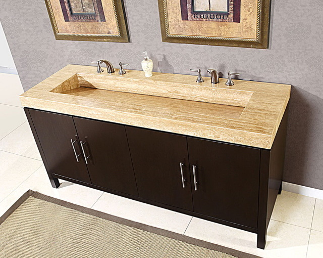 Bathroom Vanity Tops With Integrated Sink | Home Design Ideas