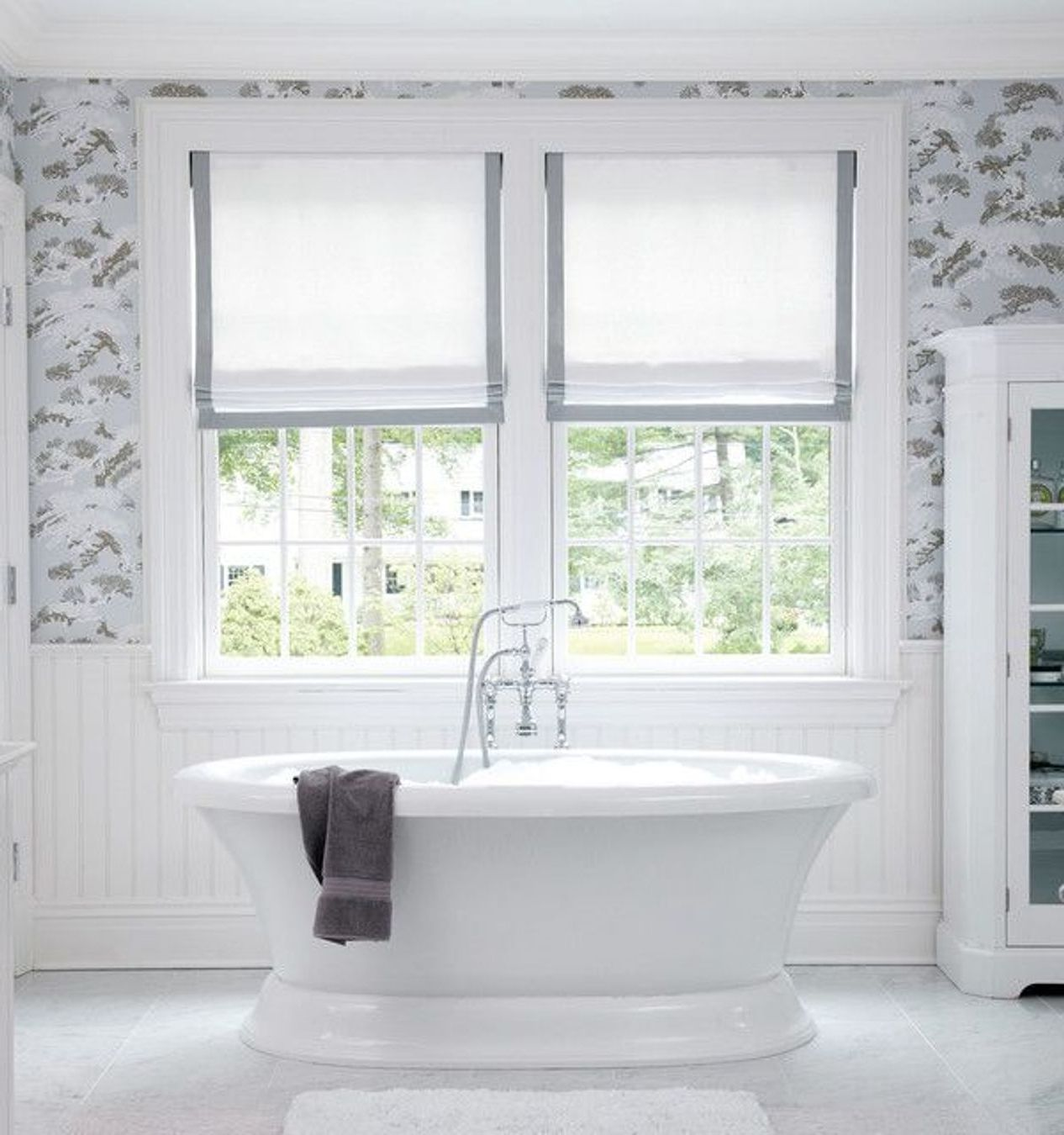 Window Treatments For Bathrooms Ideas