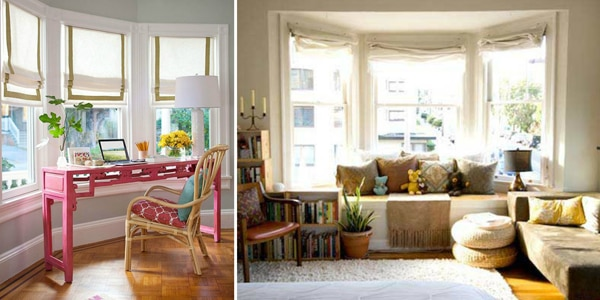 Ideas For Treating A Bay Window | beHOME blog