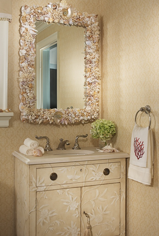44 Sea-Inspired Bathroom Décor Ideas - DigsDigs