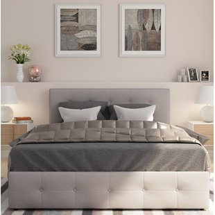 Headboard Storage Bed | Wayfair