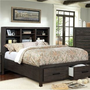 Bed Frame With Headboard Storage