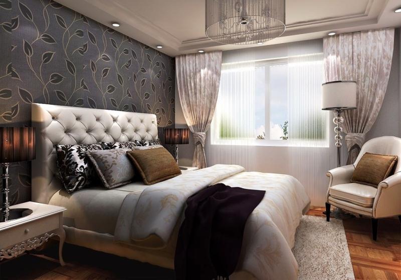 Bedroom Curtain Ideas With Blinds u2014 Ardusat HomesArdusat Homes
