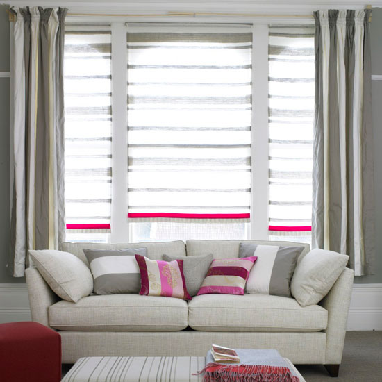 bedroom curtain ideas with blinds u2013 Modern Home Design