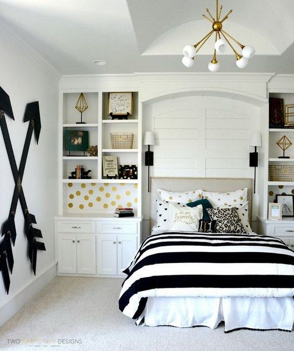 40+ Beautiful Teenage Girls' Bedroom Designs | For the Home | Girl