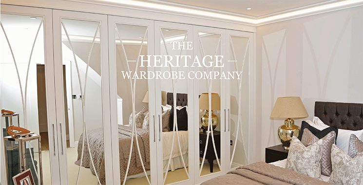 Bespoke Fitted Wardrobes By The Heritage Wardrobe Company - The
