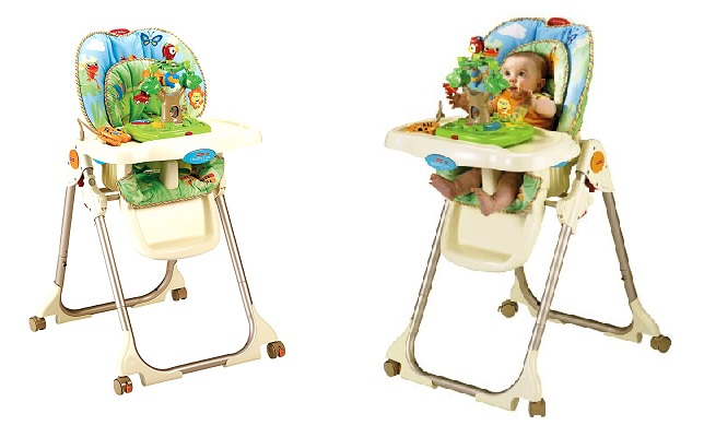 Discover Best Baby High Chairs - Reviews, Ratings 2017