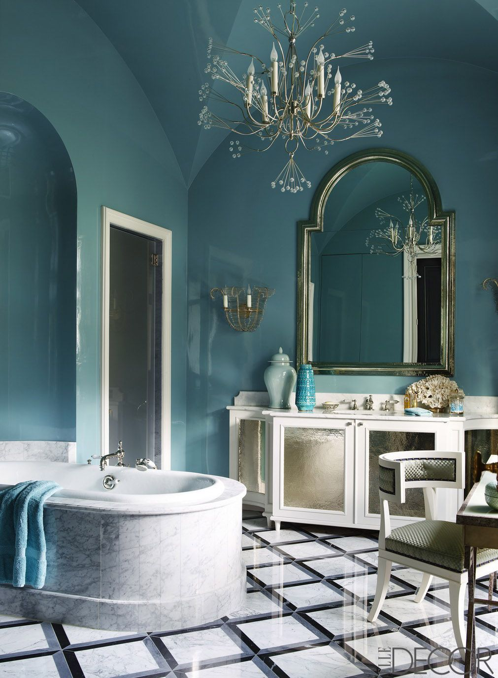23 Best Bathroom Paint Colors - Top Designers' Ideal Wall Paint Hues