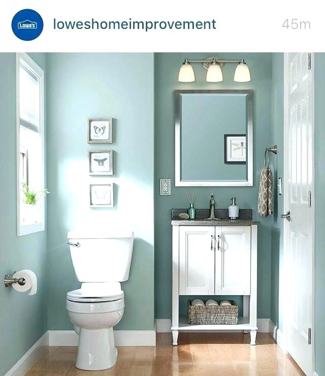 Best bathroom paint colors 2017 paint colors for bathrooms best best