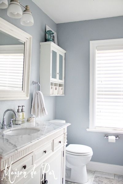 Popular Bathroom Paint Colors | bathroom | Bathroom, Bathroom paint