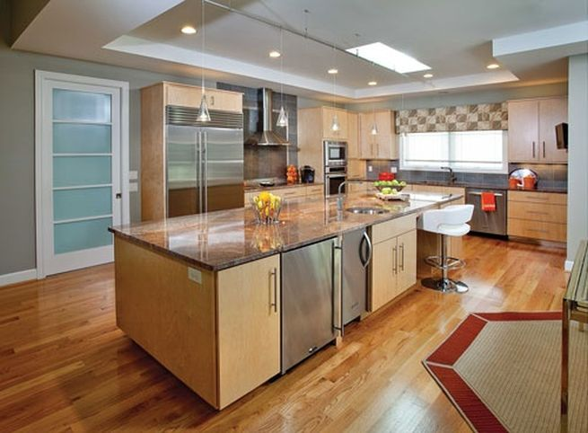 Stunning Ideas for Best Kitchen Colors with Oak Cabinets: Kitchen