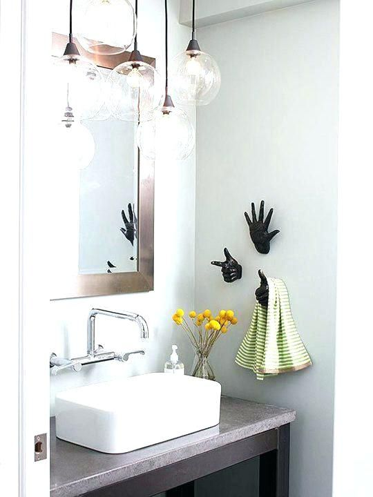 Bathroom Vanity Pendant Lights New Lighting For Bathrooms Best Ideas