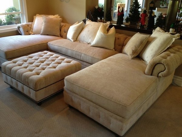 Sofa: Best oversized living room sets Oversized Couches Sofas