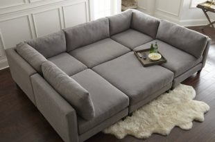 Best Oversized, Comfortable, Stylish Sofas and Couches: Shop | Home