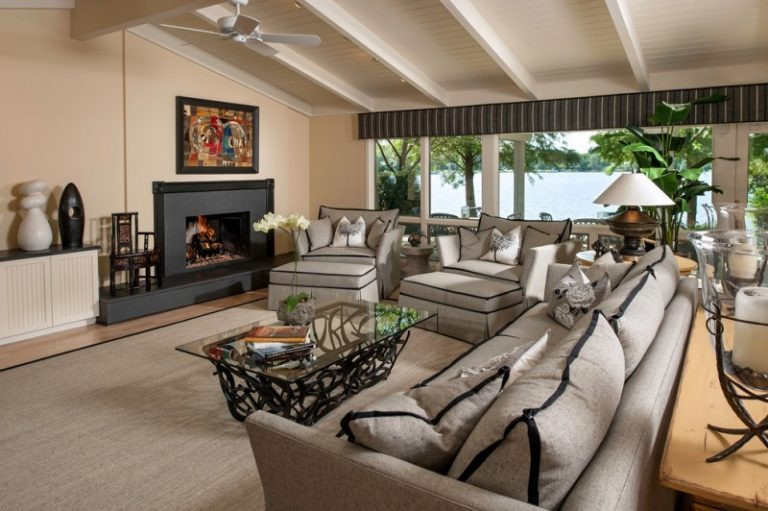 Wonderfully Cool Oversized Couches Living Room to Get | Decohoms