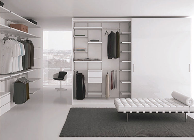 Impressive Yet Elegant Walk-In Closet Ideas | Freshome.com