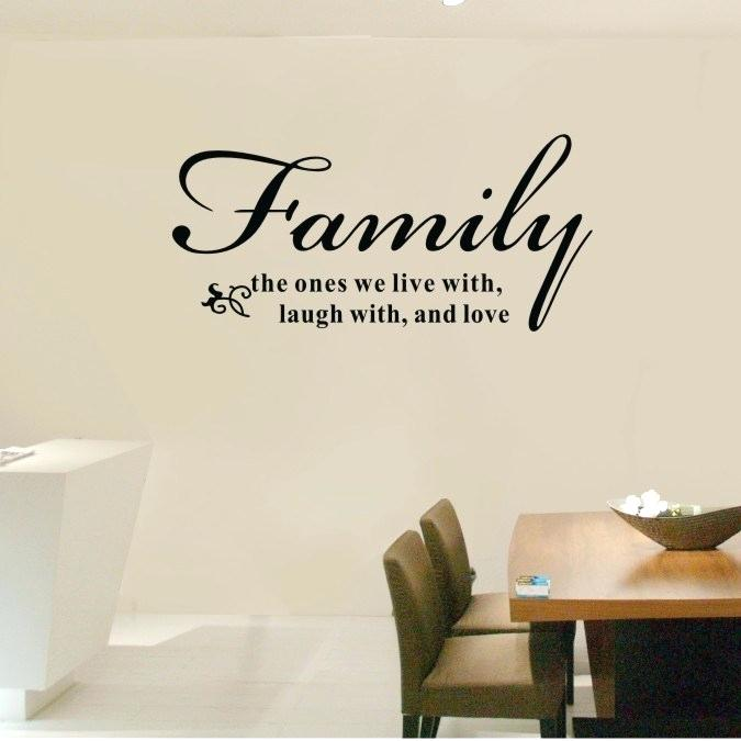 Wall Sayings For Living Room Quote Stickers Quotes Bedroom Best