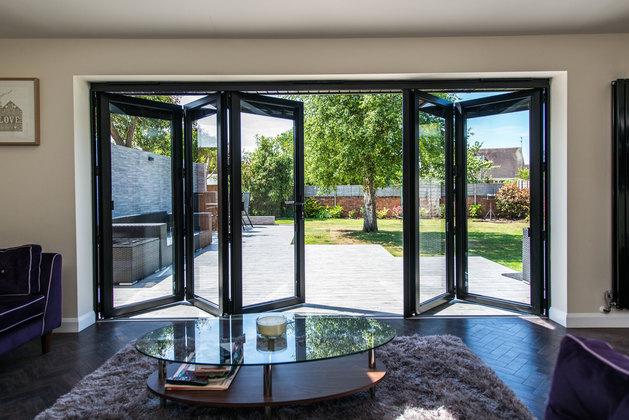 Aluminium Bifold Doors | Folding Doors 2 U
