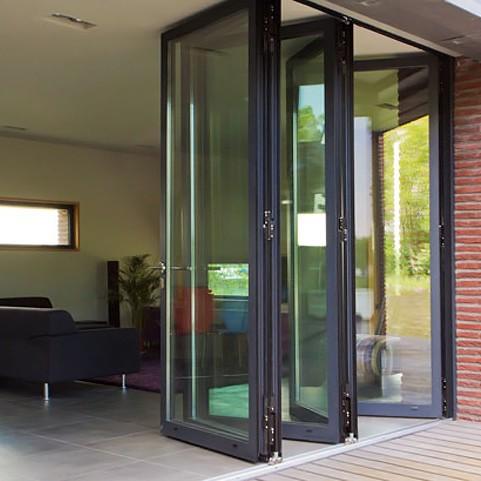 Bifolding doors - Premium aluminium bifold system | Räum