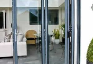 Aluminium Bi-Fold Doors | The Window Outlet
