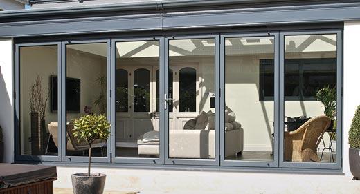 Aluminium Bi-Fold Doors Southampton | Riverside Bifolds Ltd