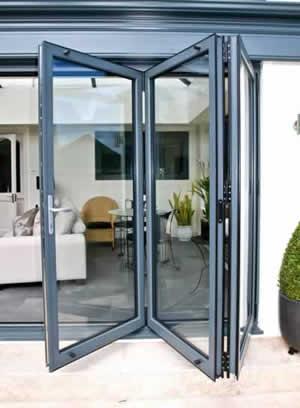 Bi Folding Doors Aluminium
