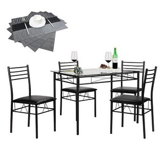 Buy Black Kitchen & Dining Room Sets Online at Overstock | Our Best