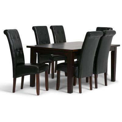 Black - Dining Room Sets - Kitchen & Dining Room Furniture - The