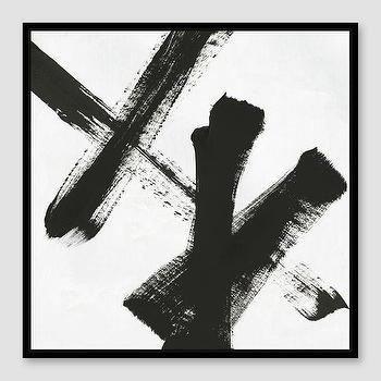 Black Paint Stroke Art - Products, bookmarks, design, inspiration