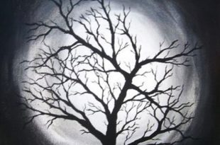 30 Creative Black And White Painting Ideas On Canvas | General