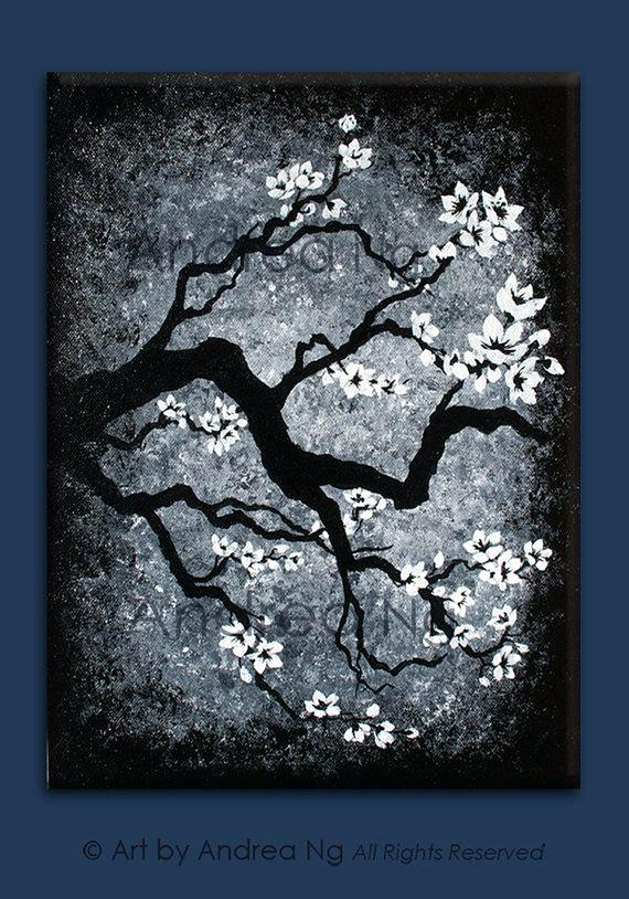 Best Canvas Images On Painted Canvases And Black White Painting