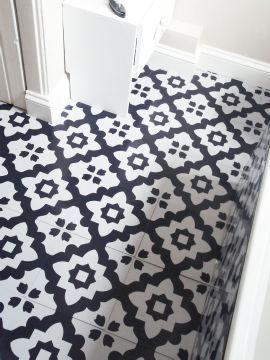 Pin by Bita Paya on Morracco in 2019   Vinyl flooring bathroom