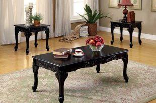 Black Coffee Table Sets You'll Love   Wayfair