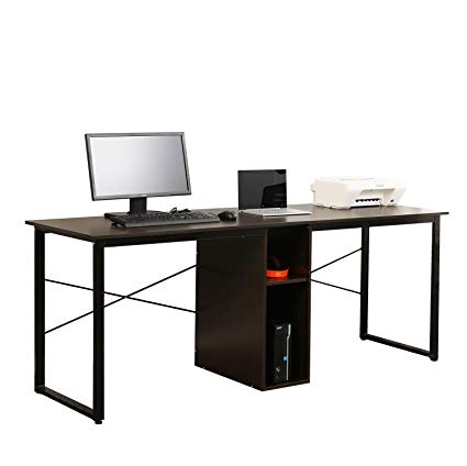 Amazon.com : Soges 2-Person Home Office Desk, 78