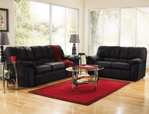Decorating Your Living Room with Black Leather Furniture | CLS