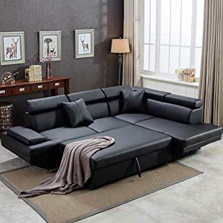Amazon.com: Black - Living Room Sets / Living Room Furniture: Home