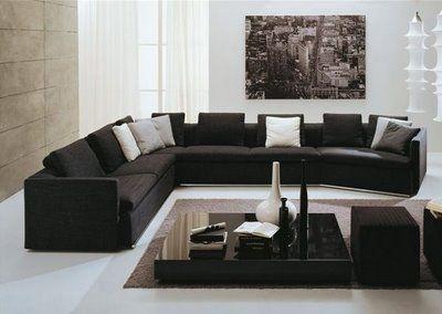 Black Living Room Furniture | Black Living Room Furniture | Living