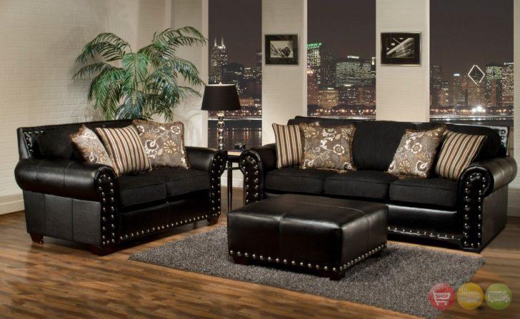 modern black living room furniture | www.kelsiesnailfiles.com