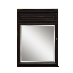 Black Medicine Cabinet Mirror | Wayfair