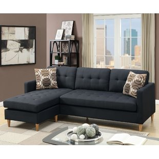 Black Sectionals You'll Love | Wayfair