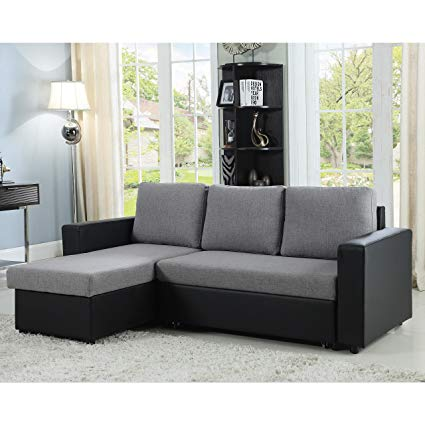 Amazon.com: Coaster Home Furnishings 503929 Living Room Sectional